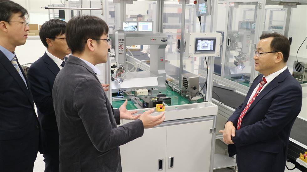 韩国LS电缆全球第三条光缆生产线落户波兰