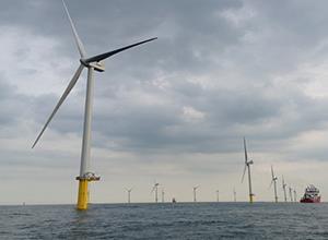 波罗的海Arkona海上风电项目完工