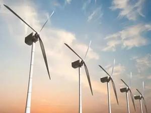 巴基斯坦泽菲50兆瓦风电工程16号风机吊装完成