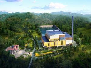 新乡市生活垃圾焚烧发电项目开建 日处理2250吨