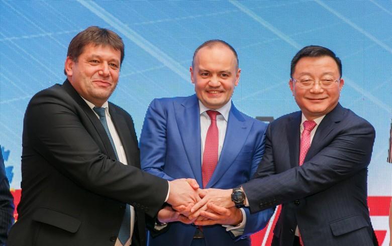 中国机械设备工程将建乌克兰200兆瓦太阳能电站