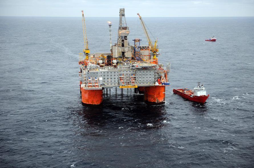道达尔与挪威石油公司完成美国海上油气资产收购