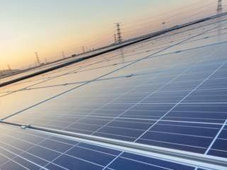 中设集团承建乌克兰246MW光伏电站