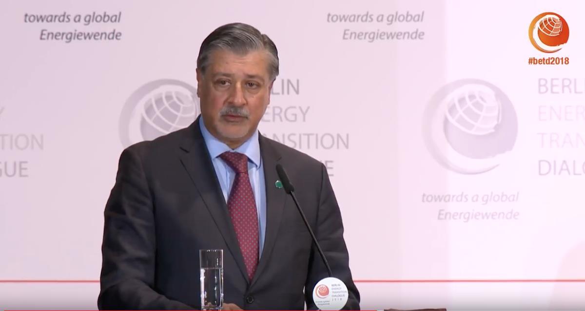 IRENA:到2050年可再生能源必须占能源总量的2/3