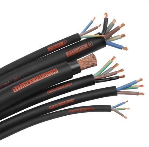 耐克森推出首款适用核心温度高达90℃的橡胶电缆