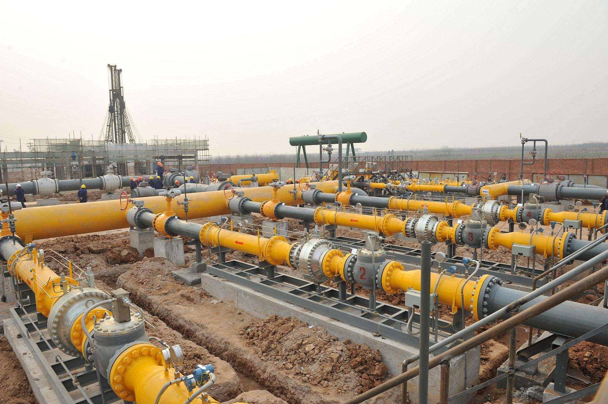 """我国启动首场天然气预售交易应对冬季""""气荒"""""""