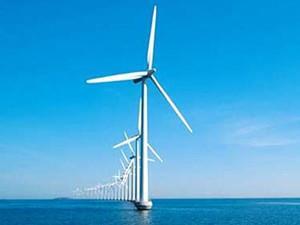 浙江省首个海上风电项目正式建成并投入使用