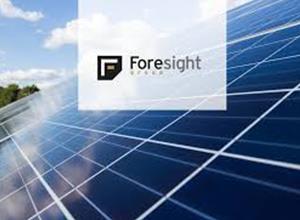 Foresight太阳能宣布收购五个英国太阳能资产