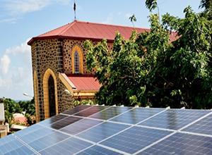 Albioma将在留尼汪岛建造4.8MW屋顶太阳能项目