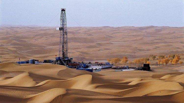 新疆油田试气 新增天然气地质储量三百亿立方