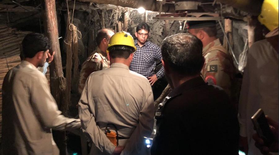 巴基斯坦煤矿爆炸致23名矿工死亡