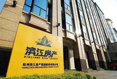 滨江集团18.24亿元新光壹品项目46%权益