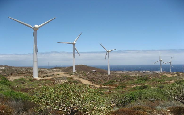 西班牙电网运营商4.34亿欧元支持加那利群岛风电计划