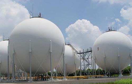上周美国天然气库存量增加910亿立方英尺