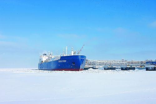 道达尔加大押注Arctic LNG项目