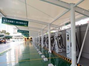 国网福建电力投资建设的厦门滨湖充电站正式投运
