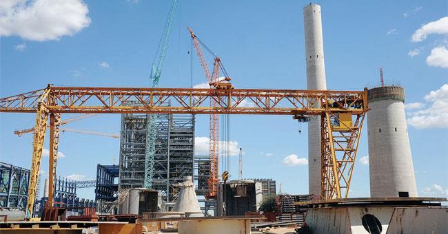 博茨瓦纳取消出售Morupule B燃煤电站给中企计划
