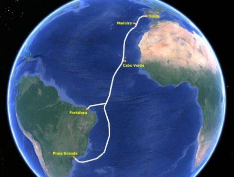 佛得角通过拉美-欧洲海缆EllaLink获海底光纤连接