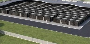 福建晋江1000MWh级锂电池储能电站项目签约