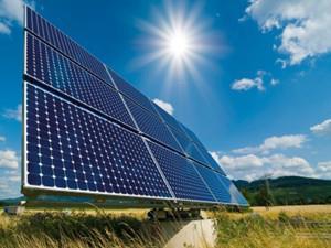 中国能建湖南火电承建的龙川光伏发电项目成功并网