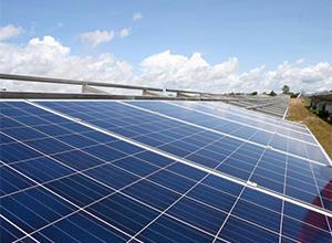 韩华Q CELLS在德国勃兰登堡建造9.8MW太阳能发电站
