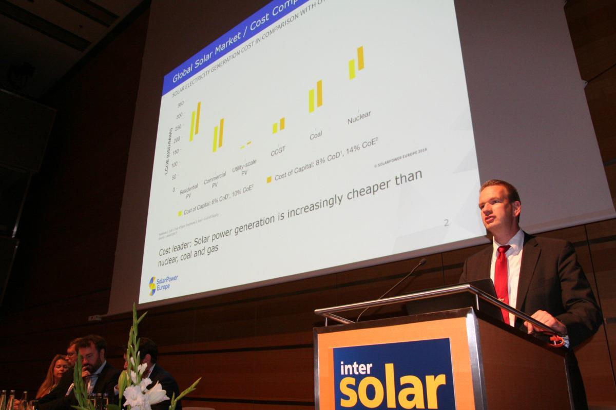 2018-2022年全球新增光伏容量将达621.7吉瓦
