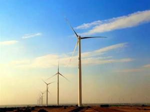 中船海装椿木营10万千瓦风电项目正式开工建设