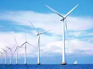 福建兴化湾海上风电一期风机安装顺利完成