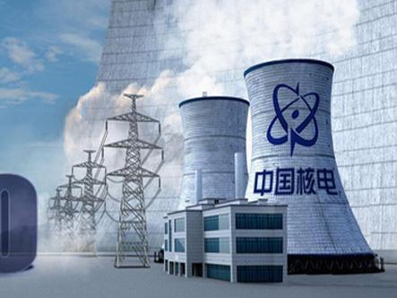 中国核电上半年商运发电量541.49亿千瓦时