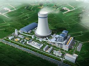 靖远煤电白银2×350MW热电联产项目竣工验收