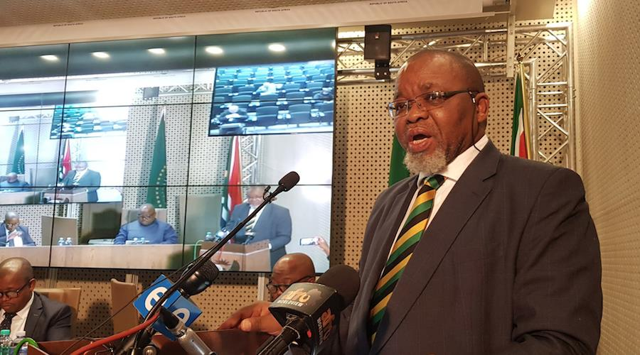 南非矿业部延长采矿业章程公众意见征询时间