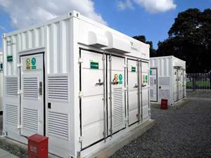 国网首座最大容量电网侧充电储能电站示范工程成功并网