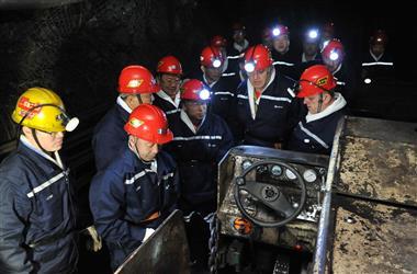 格鲁吉亚发生煤矿爆炸 已4人死亡 6人受伤
