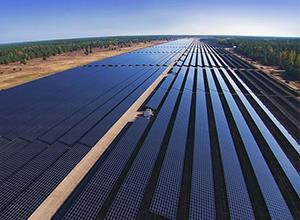 SECI在7月成功拍卖出5750MW太阳能项目
