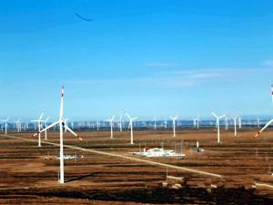 上半年新疆哈密三塘湖风电场累计完成上网电量突破2亿度