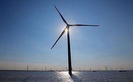 天津首个海上风电项目并网 平价上网有望提速