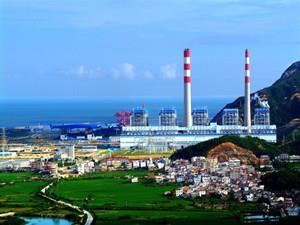 粤电新会LNG发电厂1号机组首次并网成功
