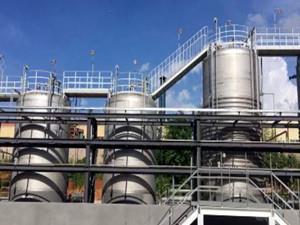 昆仑动力锂离子电池电解液一期项目10月试生产