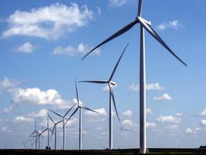 河南新密尖山50MW风电项目顺利并网发电
