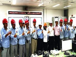 印尼玛拉札瓦燃煤电站1号机组首次并网一次成功