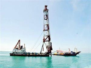 福建莆田平海湾海上风电场F区项目主体工程开工建设