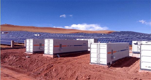 2025年全球微电网电池储能需求将达3.4亿美元
