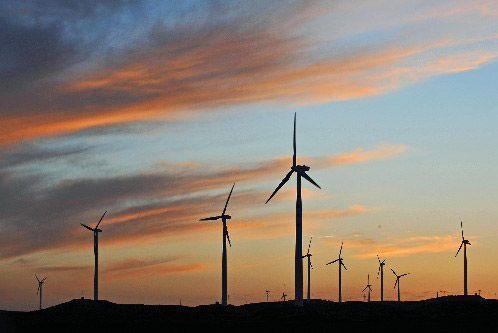 湖南电网风电最高电力、日电量均创历史新高