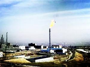 国内首座煤气化发电机组连续运行164天