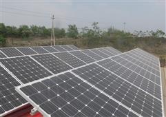 今年山西大同将新建120个光伏扶贫电站