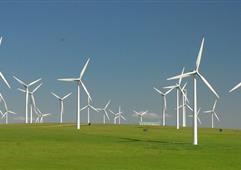 1-8月内蒙古6000千瓦及以上风电发电387.02亿千瓦时