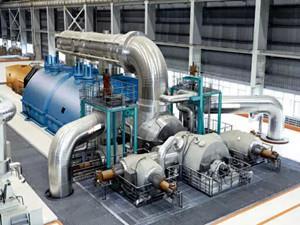 河北蔚州能源超超临界机组1号锅炉首次点火一次成功