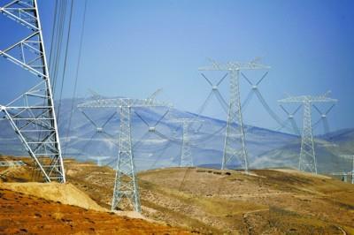昌吉至古泉±1100千伏特高压工程全线通电