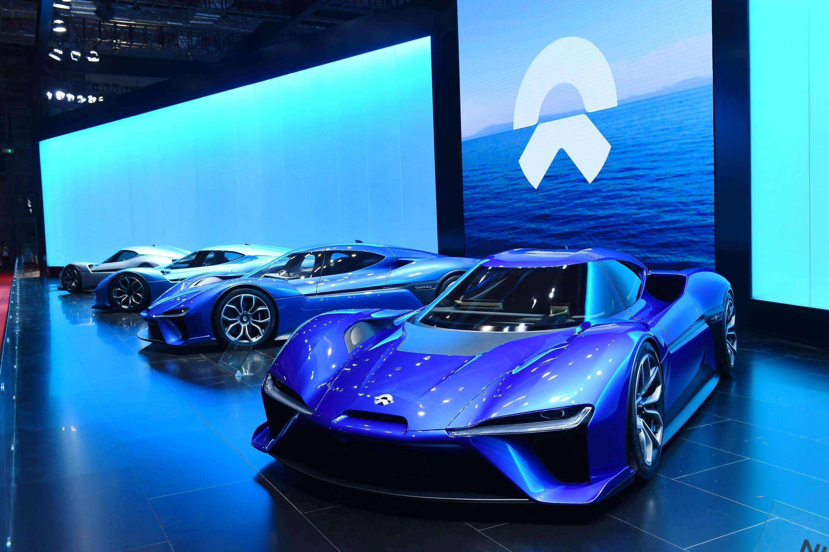 新能源汽车成自主品牌弯道超车机会