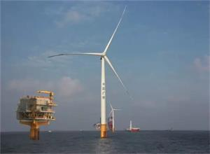 中广核设立第三个海上风电场